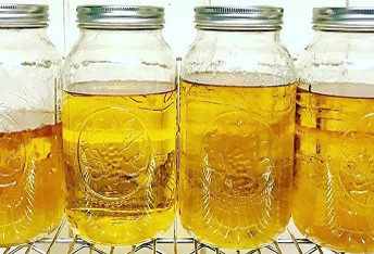 CBD & THC Distillate